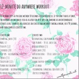 12-minute, do-anywhere power circuit workout