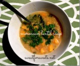 moroccan lentil vegetable soup