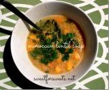 moroccan lentil vegetablesoup